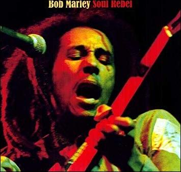 """Quel titre ne fait pas partie de son album """"Soul Rebels"""" sorti en 1970 ?"""