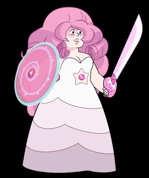 Quelle est la véritable identité de Rose Quartz ?