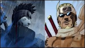 Qui vient en aide à Killer B (Hachibi) face à Kisame ?