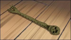 Durant l'arc Eisen Wald, une flûte possède un démon qui se nomme :