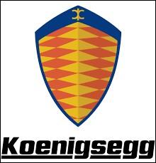Quelle est la nationalité de la marque Koenigsegg ?