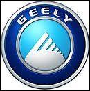 Quelle est la nationalité de la marque Geely ?