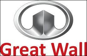 Quelle est la nationalité de la marque Great Wall ?