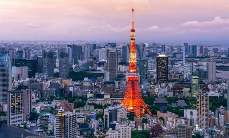 Combien d'habitants compte Tokyo ?