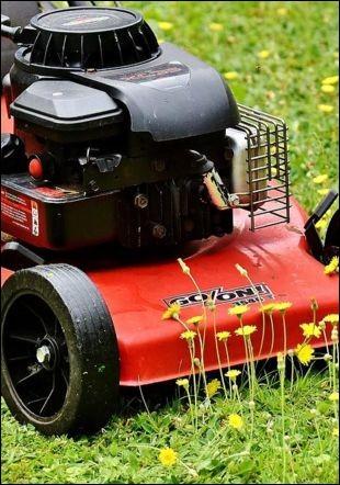 Il est interdit de tondre la pelouse le dimanche chez nos amis les Helvètes !