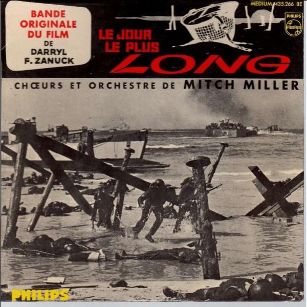 Comment s'appelle l'opération des Alliés déclenchée à l'aube du 6 juin 1944 pour débarquer sur les plages de Normandie ?