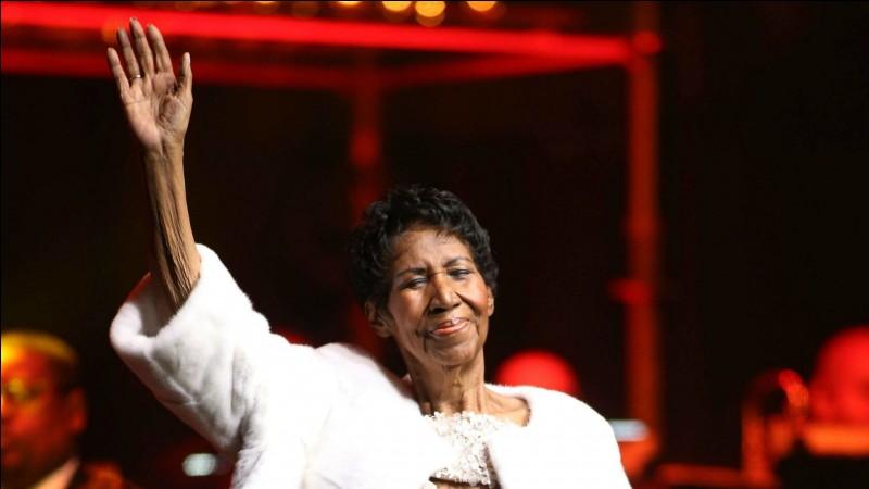 A quelle date est décédée Aretha Franklin ?