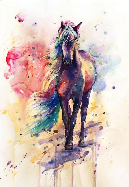 Quel est le premier cheval sur terre ?