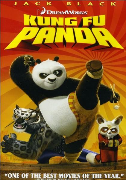 """""""Kung Fu Panda"""" est un film d'animation avec la voix de Pierre Arditi."""