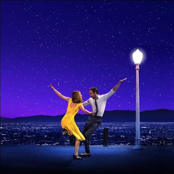 """""""La La Land"""" est un film interprété par Ryan Gossling."""