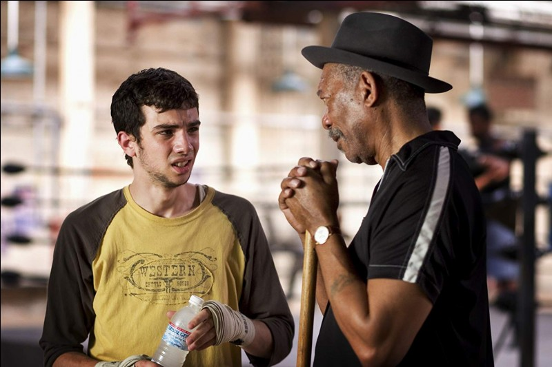 """""""Million Dollar Baby"""" est un film de et avec Clint Eastwood."""
