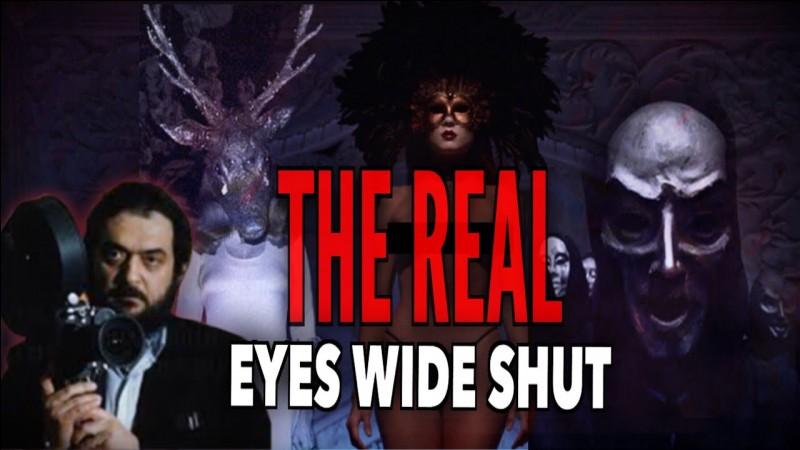 """""""Eyes Wide Shut"""" est un film réalisé par Stanley Kubrick."""