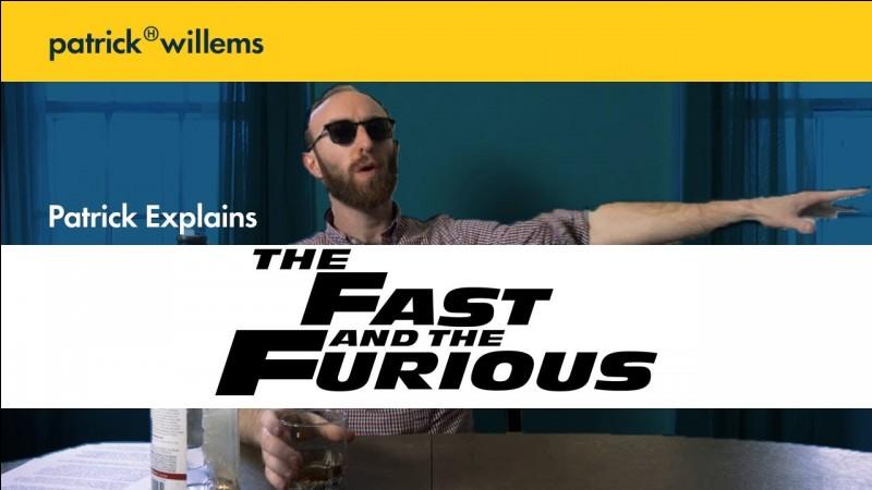 """""""Fast and Furious"""" est une série de films joués par Bruce Willis."""