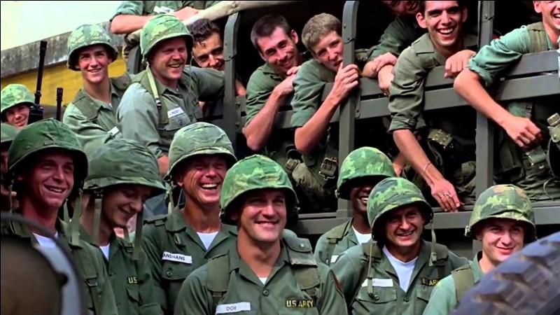 """""""Good Morning, Vietnam"""" est un long-métrage interprété par Robin Williams."""