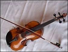Quelle est la corde la plus grave d'un violon ?