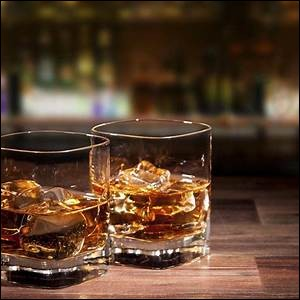 Robin a, à la fête, goûté de l'alcool :