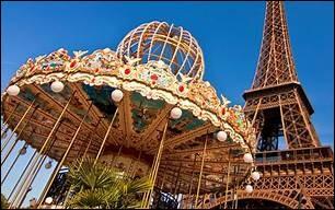 Ksenia a longtemps rêvé d'aller en France :