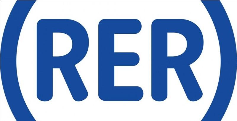 """Comment a-t-on failli appeler le """"RER"""" lors de sa création en 1970 ?"""
