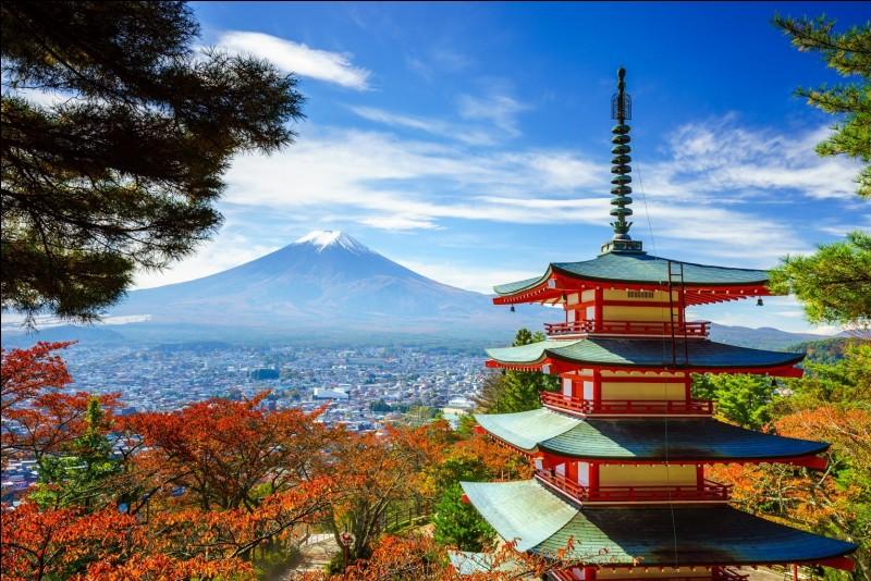 Jusqu'en 1945, quelle était la religion officielle du Japon ?