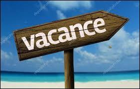 Où partirais-tu en vacances ?