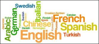 Ta langue préférée :