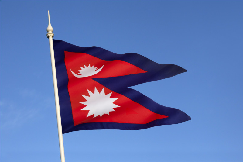 Ce drapeau est de quel pays ?