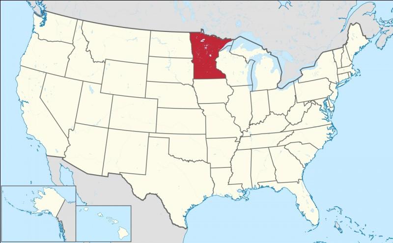 Capitale : Saint PaulHabitants : 5 303 925À Voir : Pipestone National MonumentPatrie de Bob Dylan Quel est cet État ?