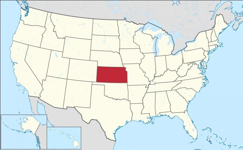 Capitale : TopekaHabitants : 2 853 118À Voir : American Jazz MuseumPatrie de Buster Keaton Quel est cet État ?