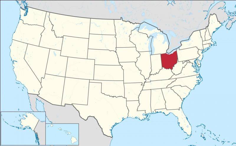 Capitale : ColumbusHabitants : 11 536 504À Voir : Frank Lloyd Wright's Westcott HousePatrie de Steven Spielberg Quel est cet État ?