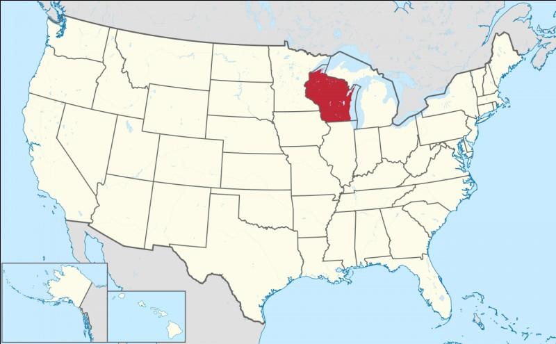 Capitale : MadisonHabitants : 5 686 986À Voir : SC Johnson HeadquartersPatrie de Orson WellesQuel est cet État ?
