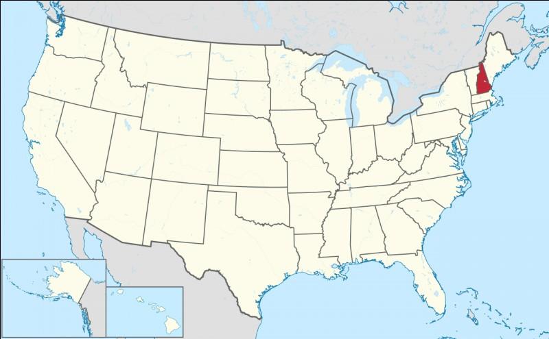 Capitale : ConcordHabitants : 1 316 470À Voir : Riverwalk Covered BridgePatrie de Alan Shepard Quel est cet État ?