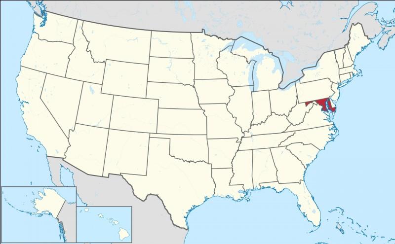 Capitale : AnnapolisHabitants : 5 773 552À Voir : Fort McHenry National Monument and Historic ShrinePatrie de David HasselhoffQuel est cet État ?