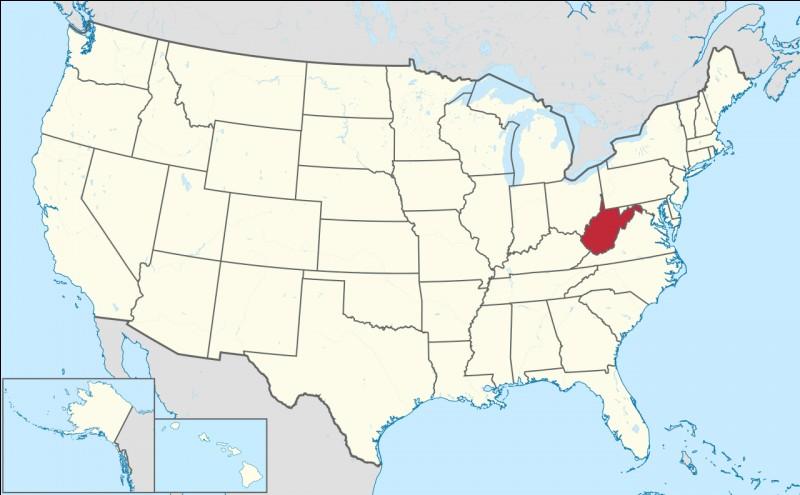 Capitale : CharlestonHabitants : 1 852 994À Voir : Trans-Allegheny Lunatic AsylumPatrie de Frankie Yankovic Quel est cet État ?