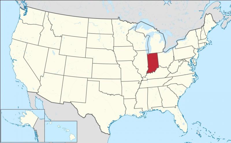 Capitale : IndianapolisHabitants : 6 483 802À Voir : Monument CirclePatrie de Michael JacksonQuel est cet État ?