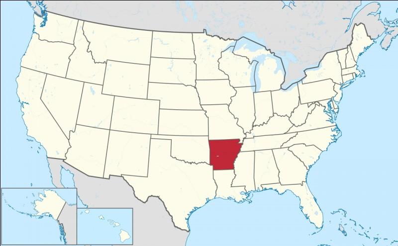 Capitale : Little RockHabitants : 2 915 918À Voir : Fordyce Bathhouse Vistor CenterPatrie de Bill ClintonQuel est cet État ?