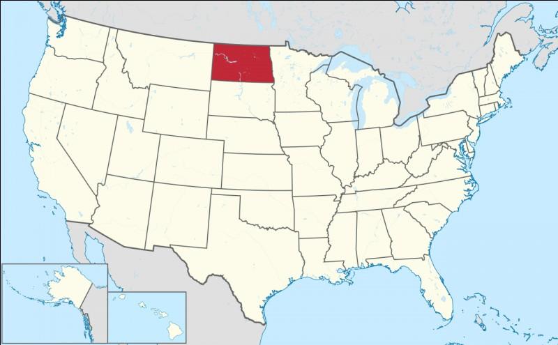 Capitale : BismarckHabitants : 169 752À Voir : Fort MandanPatrie de Josh DuhamelQuel est cet État ?