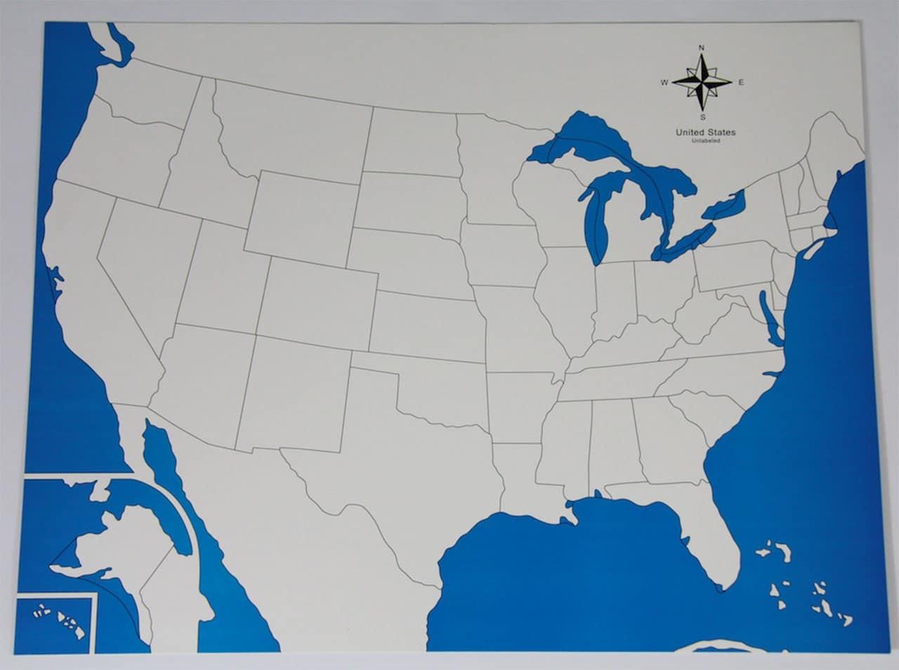 Les États des États-Unis - II
