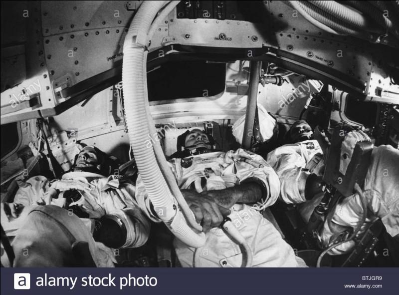 Les 3 membres d'Apollo 8 sont un peu dans l'ombre des missions qui suivront, pourtant, ils ont été les premiers à quitter l'orbite terrestre, à entrer dans l'orbite d'un autre astre, à parcourir la face cachée de la Lune, à observer et filmer un «lever de Terre», le 24 décembre 1968 comme un cadeau à l'humanité pour lui rappeler la beauté et la fragilité de la terre.Qui est cet équipage ?