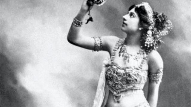 De quelle nationalité était l'espionne, danseuse et courtisane Mata Hari ?