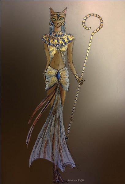 Dans la mythologie égyptienne, qui est la déesse de la joie du foyer et de la maternité ?