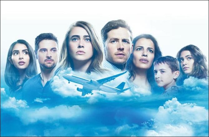"""Quelle série, diffusée sur TF1, est centrée sur les passagers d'un avion qui réapparaît soudainement après une """"disparition"""" de 5 ans ?"""