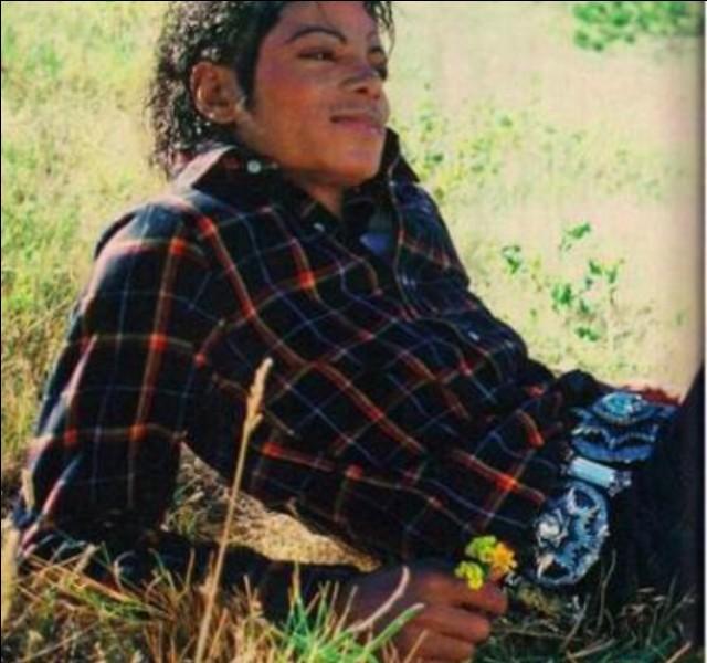 Tu es à Neverland, Michael organise un concours de grimaces où il y aurait Michael, toi et 3 enfants, que fais-tu ?