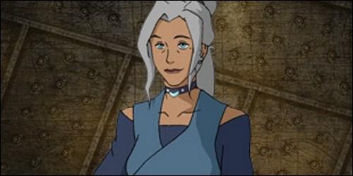 Kya est la grand-mère de Korra.