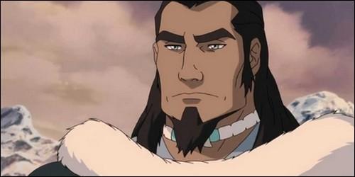 Tonraq, le père de Korra est originaire :