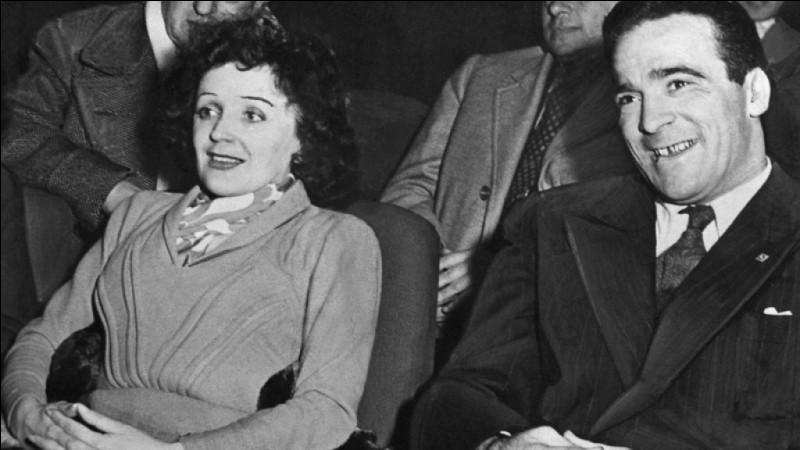 Comment meurt Marcel en 1949 ?