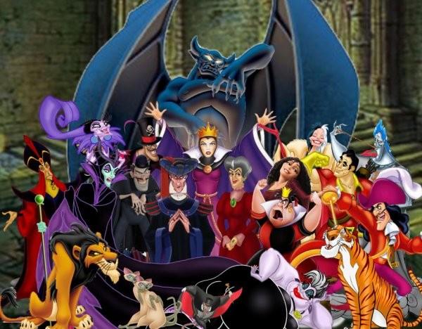 Quiz - Les méchants Disney 2