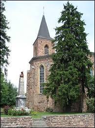 Ancienne commune Ligérienne, Dancé se situe en région ...