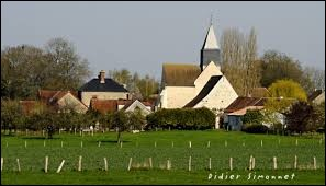 Commune du Grand-Est, en Brie champenoise, Janvilliers se situe dans le département ...