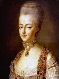 Pendant ses années de règne, la vie à Versailles était fort agitée : soirées, champagne, danses et jeux. Parmi ces personnages, lequel ne fait pas partie du cercle d'amis de Marie-Antoinette ?