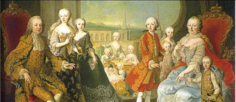 À quelle maison appartient Marie-Antoinette ?
